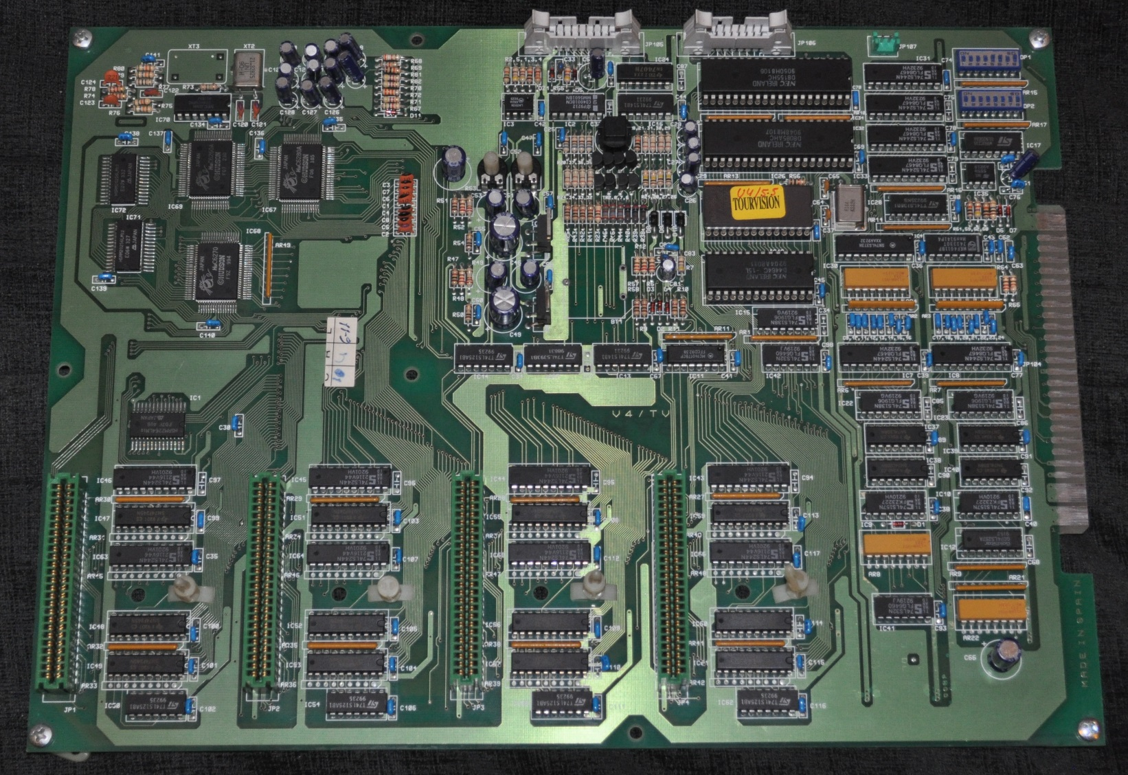 TourVision – like a Playchoice for PC Engine | System11 - blog